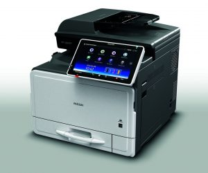 MPC406ZSPF colour MFP