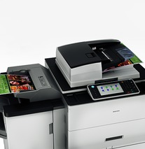 MPC8002SP colour MFP