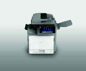 MPC401SP colour MFP 2