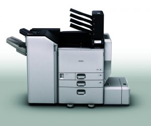 SPC830DN printer